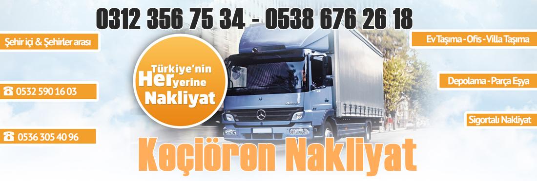 Evden Eve Nakliyat Ankara Firmaları