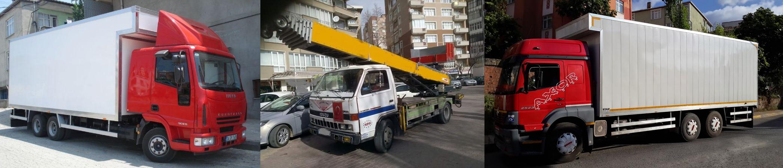 ankara kecioren nakliye kamyonları