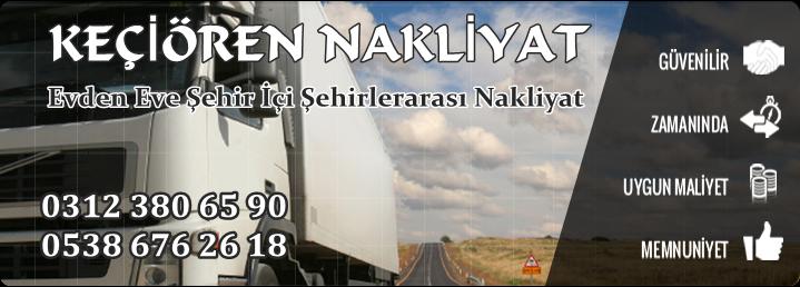 Ankara Şehirlerarası Parça Eşya Nakliyesi