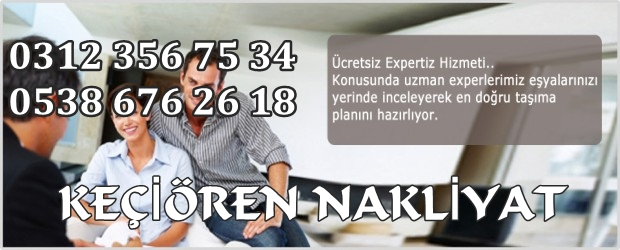 Ankara Parça Eşya Nakliyesi